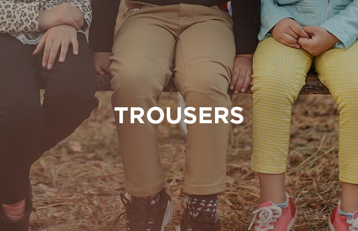 Girls Tights & Trousers
