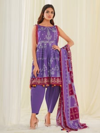 EWU21A1-20581 - Purple - 2 Piece