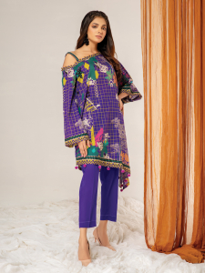 EWU21A1-20651 - Purple - 2 Piece