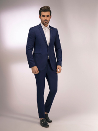 EMTSB20-8127 - 2 Piece Suit - Royal Blue