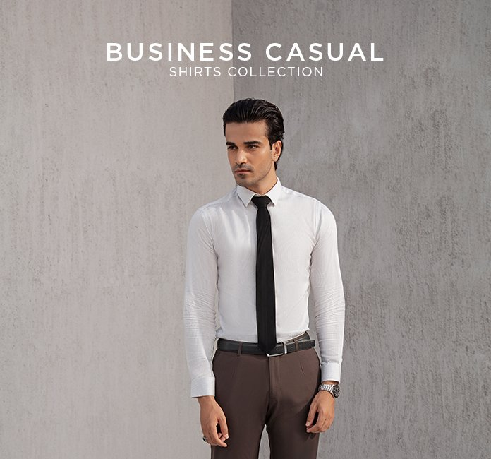 Business Casual Shirts 21